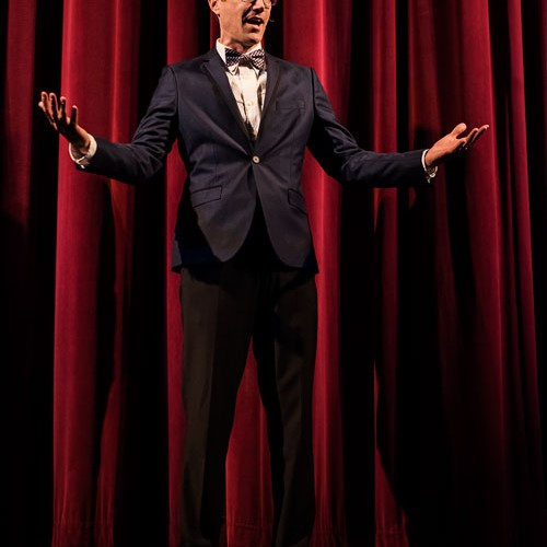 Josh Casey comedy juggler theater event