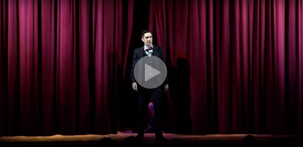 Josh Casey comedy juggler video preview